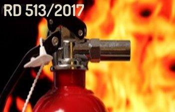 El nuevo reglamento contra incendios exige el certificado ISO 9001