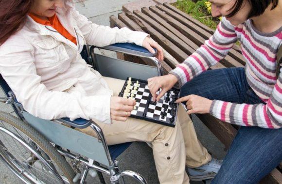 Subvenciones centros de atención a personas con discapacidad (2021)